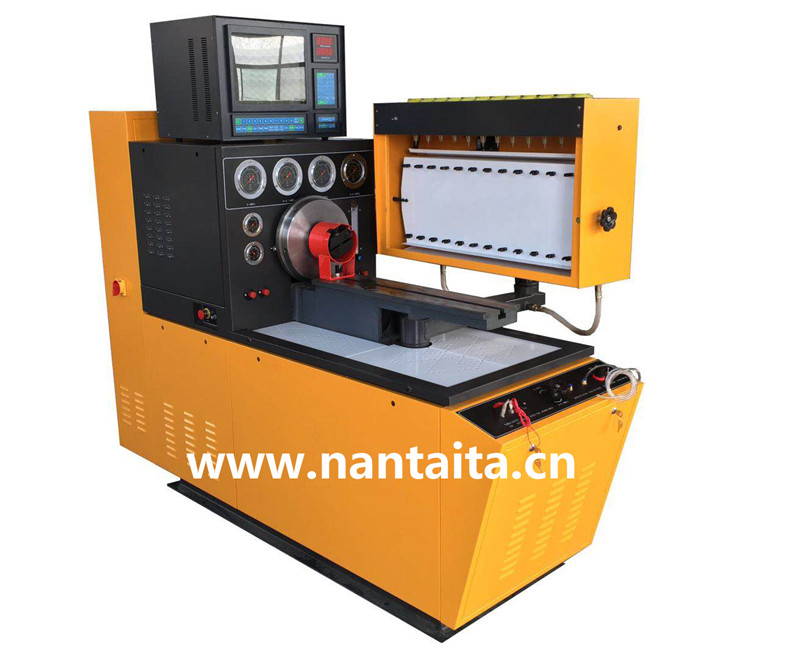 BD860 Diesel Fuel Injection Pump Test Bench