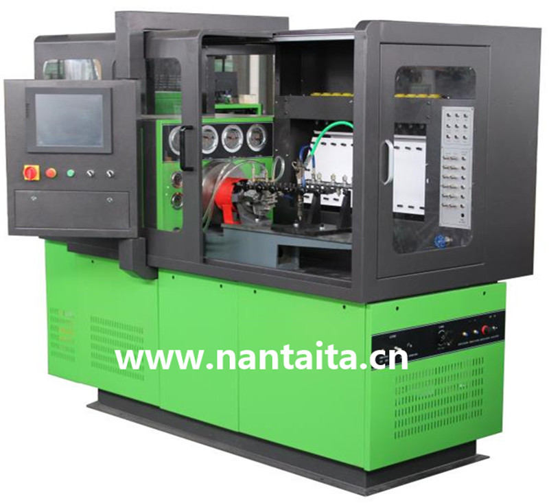 NTS815A common rail injector pump mechanical pump HEUI and EUI/EUP CAMBOX test bench