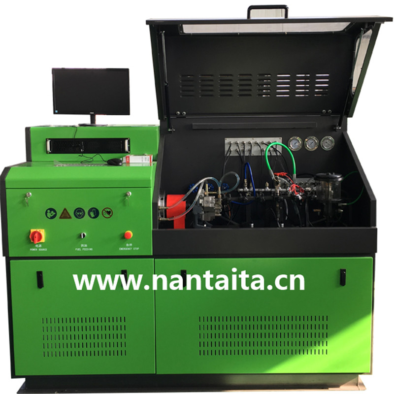 CR3000A-708/CRS708/EPS708 Common rail test bench