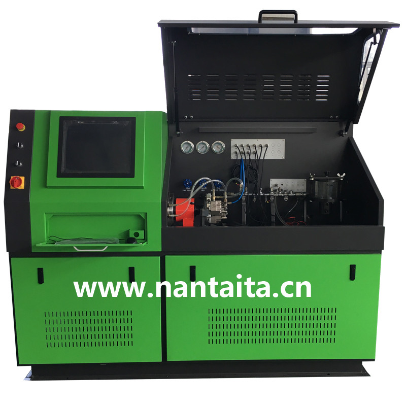 CR718 common rail test bench with HEUI and EUI/EUP CAMBOX